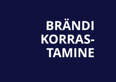 Käsitöölimonaadi brändi vundamendi korrastamine ja turundusstrateegia loomine